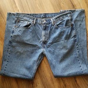 Levi's 505 W 36 L 32 Jean